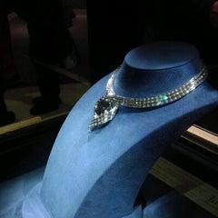 Photo taken at Hope Diamond Exhibit by Joe S. on 12/4/2011