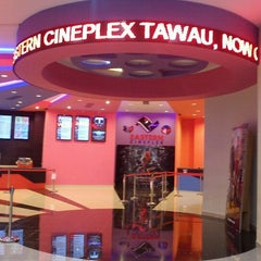 Photo taken at Eastern Cineplex Tawau by Anne A. on 7/3/2012