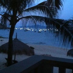 Photo taken at Life Wellness Resort Qui Nhon by Lee on 5/4/2012