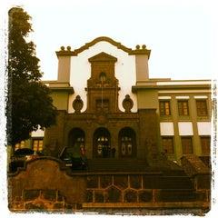 Photo taken at Universidad de La Laguna. Campus Central by Josue F. on 2/6/2012