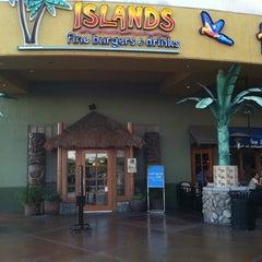 Photo taken at Islands Restaurant by Matt A. on 4/23/2011