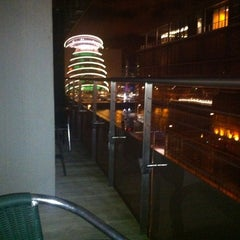 Photo taken at Clayton Hotel by Pierre L. on 4/1/2011