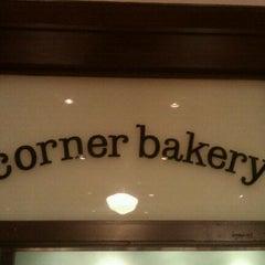 Photo taken at Corner Bakery Cafe by Steve S. on 9/20/2011
