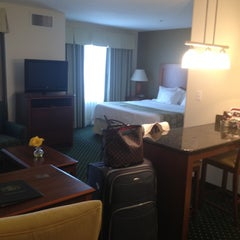 Photo taken at Residence Inn Beaumont by Emily L. on 3/27/2012