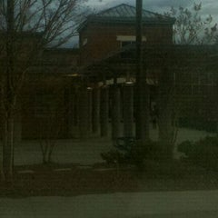 Photo taken at Crestdale Middle School by Kim G. on 2/22/2011
