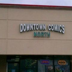 Photo taken at Downtown Comics - Castleton by Jonathan D. on 9/28/2011