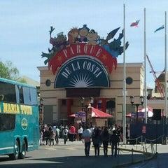 Photo taken at Parque de la Costa by Caroline S. on 9/25/2011