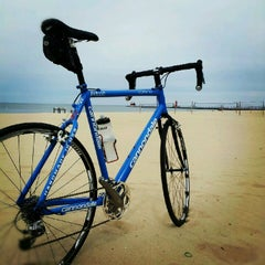 Photo taken at Grand Haven State Park by Adam L. on 5/31/2012