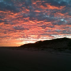 Photo taken at Little Cumberland Island by Melanie S. on 11/22/2011