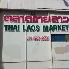 Photo taken at Thai Laos Market by Veronica C. on 2/19/2011
