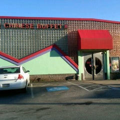 Photo taken at Hibachi Grill by Bill G. on 4/2/2012