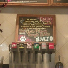Photo taken at McAlister's Deli by Annastacia L. on 1/7/2012