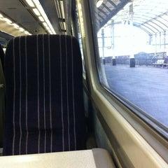 Photo taken at Platform 7 by Wtn K. on 1/15/2012