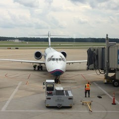 Photo taken at Concourse B - Richmond International Airport by Winston on 8/21/2012