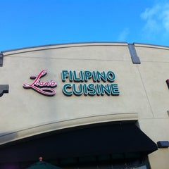 Photo taken at Lisa's Filipino Cuisine by Capone V. on 10/7/2011