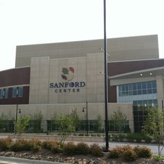 Photo taken at Sanford Center by Bob L. on 7/1/2011