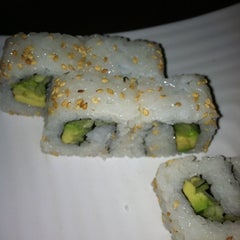 Photo taken at Kumori Sushi & Teppanyaki by Monica M. on 1/24/2012
