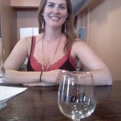 Photo taken at Vino!! Wine Shop by Pittsboro-Siler City Convention & Visitors Bureau on 8/1/2012
