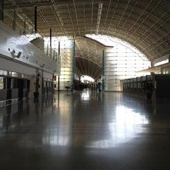 Photo taken at Aeropuerto de Fuerteventura (FUE) by @plarrabasterra on 9/2/2012