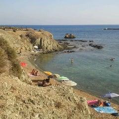 Photo taken at Illa Tabarca | Isla de Tabarca by Javier M. on 8/20/2011