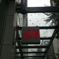 Photo taken at H&M by Jun จุน M. on 10/8/2011