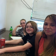 Photo taken at Yaghi's Pizzeria by Marymichael C. on 8/8/2012