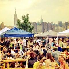 Photo taken at Brooklyn Flea - Williamsburg by Matt H. on 5/27/2012