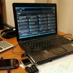 Photo taken at ruangku by kemas z. on 1/9/2012