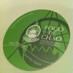 Photo taken at Fogo de Chao by Andy C. on 8/4/2012