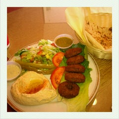 Photo taken at Kabab Grill by KC S. on 10/22/2011
