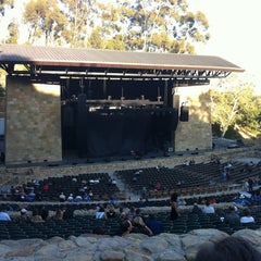 Photo taken at Santa Barbara Bowl by Tina D. on 8/8/2012