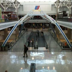 Photo taken at Concourse B by Craig S. on 7/6/2011