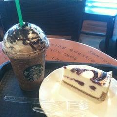 Photo taken at Starbucks Coffee by Nilye C. on 5/23/2012