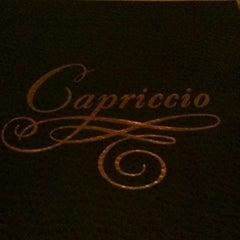 Photo taken at Capriccio by Emily M. on 7/28/2012
