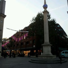 Photo taken at Seven Dials by You Kyung L. on 11/13/2011