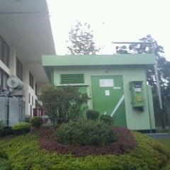 Photo taken at PLN UDIKLAT CIBOGO by Anan D. on 3/4/2012