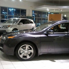 Photo taken at Jay Wolfe Acura by Jim M. on 11/28/2011