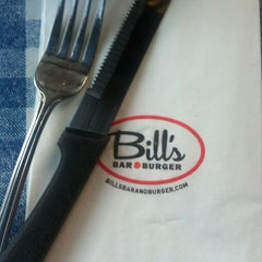 Photo taken at Bill's Bar & Burger by Chuy A. on 7/11/2012