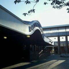 Photo taken at LIRR - Ronkonkoma Station by Mikel K. on 8/28/2012