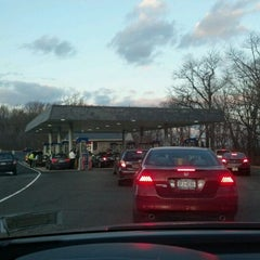 Photo taken at Sunoco Northbound by Melody d. on 1/2/2012