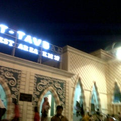 Photo taken at Masjid At-Taubah by Ito' B. on 8/12/2012