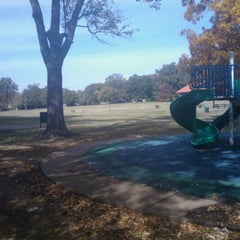 Photo taken at Marquette Park by Andi D. on 10/30/2011