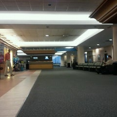 Photo taken at Concourse C by Ali W. on 12/13/2011