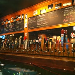 Photo taken at Barley's Taproom & Pizzeria by Angela C. on 6/5/2011