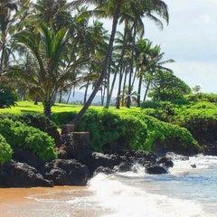 Photo taken at Ellair Maui Golf Club by Kelli B. on 3/17/2012