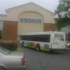 Photo taken at Kroger by Rick S. on 6/11/2012