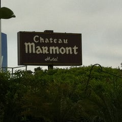 Photo taken at Château Marmont by Heather L. on 5/2/2012