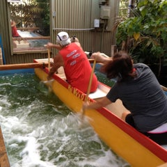 Photo taken at Maui Canoe Club by Suzanne F. on 7/24/2012
