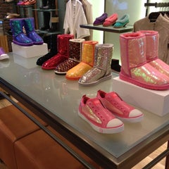 Photo taken at UGG Australia by Joanne on 4/3/2012