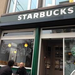 Photo taken at Starbucks by Ann a. on 3/30/2012